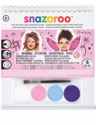 Snazaroo™ -meikkisetti ja meikkiopas