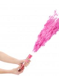 Pinkki konfettitykki