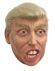 Aikuisten lateksinen Trump -naamio