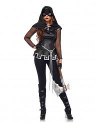 Mestaaja Halloween-asu naisille