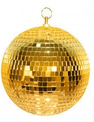Kultainen discopallo, 20 cm