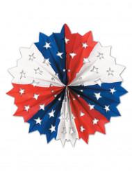 Paperinen tähtikoriste USA 28 cm