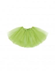 Tyttöjen vihreä tutu