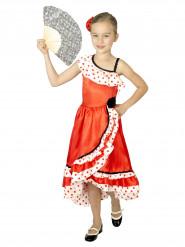 Flamenco-mekko lapsille