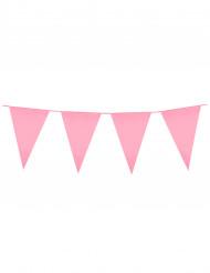 Vaaleanpunainen lippunauha, 10 m