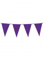 Violetti viirinauha 10 m
