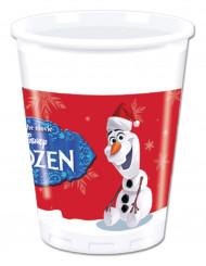 Olaf Christmas™- muovimukit 8 kpl 200 ml