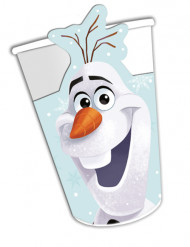 Olaf™- pahvimukit 8 kpl