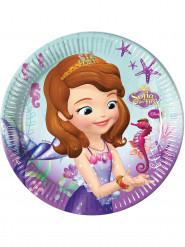 Prinsessa Sofia™ -pahvilautaset, 8 kpl