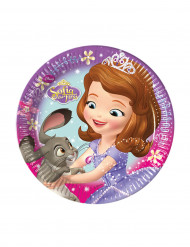 Kertakäyttölautaset Prinsessa Sofia™
