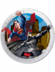 Batman vs Superman™ -pahvilautaset, 8 kpl