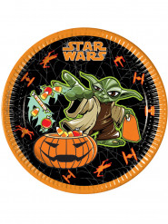 Halloween-lautaset Star Wars™ 8 kpl