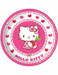 Hello Kitty™ lautanen 6kpl