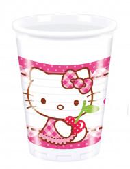 Muovimukit Hello Kitty™ 20 cl - 8 kpl