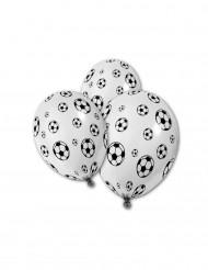 Jalkapallo ilmapallo 5kpl