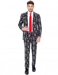 Mr. Skeleton Opposuits™ kuolleiden päivä - puku miehille