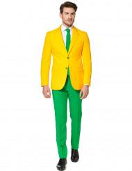 Opposuitsin™ miehen puku Brasilian väreissä