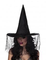 Noidanhattu huntulla Halloweenjuhliin