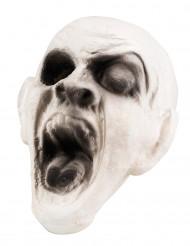Zombinpää Halloween koriste 15 x 15 cm