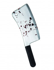 Verinen, muovinen veitsi 45 cm
