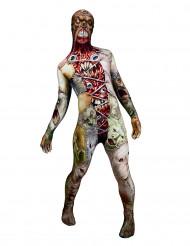 Kursittu hirviö Morphsuits™ Halloween-asu aikuisille