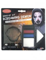 Demonin meikkisetti Halloween