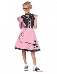 50-luvun mekko lapsille