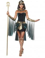 Egyptiläisen jumalattaren asu naisille