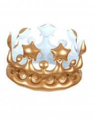 Puhallettava kruunu aikuisille