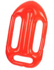 Punainen pelastuslauta rantavahdille