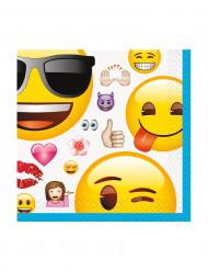Emoji™ -servetit, 16 kpl