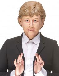 Aikuisten lateksinen Angela -naamari