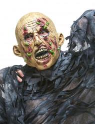 Aikuisten lateksinaamari - zombin mätänevät kasvot