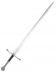 Aikuisten PU vaahtomuovinen Ratsumiehen miekka riimukirjoituksella