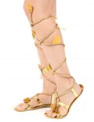 Roomalaiset sandaalit - Teemajuhla asusteet