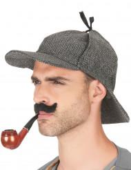 Brittiläisen etsivän hattu aikuisille