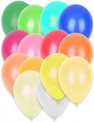 50 värikästä ilmapalloa