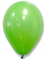50 vihreää ilmapalloa