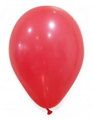 Punaiset ilmapallot 29 cm - 50 kpl
