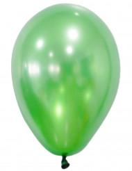 Metallinvihreät ilmapallot - 50 kpl