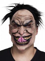 Psykopaatin Halloween-naamio aikuisille