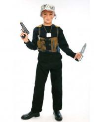 Sotilaan tarvikkeet lapsille