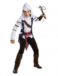 Connorin™ naamiaisasu nuorelle pelistä Assassin
