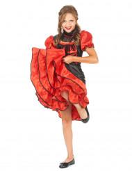 Cabaret-mekko lapsille