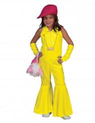 Keltainen discohaalari lapsille