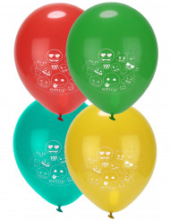 Emoji™ ilmapallo 8kpl