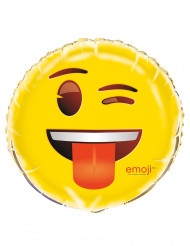 Silmää iskevä Emoji™-ilmapallo