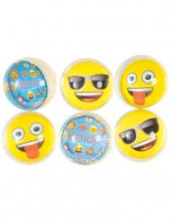 Emoji™-superpallot 6kpl
