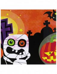 20 Halloween servettiä - Monsterit