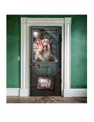 Zombiesairaalan ovikoriste Halloween